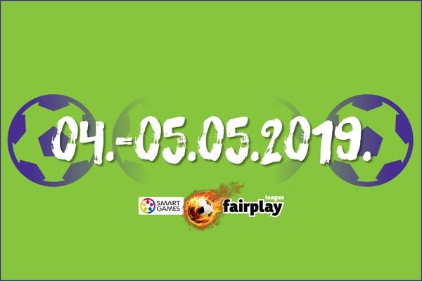 ZAJEDNO ZA ŽIVOT, ŽIVOT JE FUDBAL – 04-05.05.2019 BEOGRAD KUP – VII IZDANJE