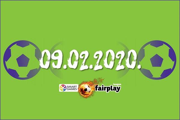 Kidsport Izveštaji Fairplay Lige Za Deveti Februar